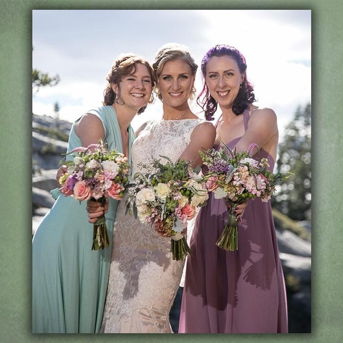Bride-and-Bridesmade